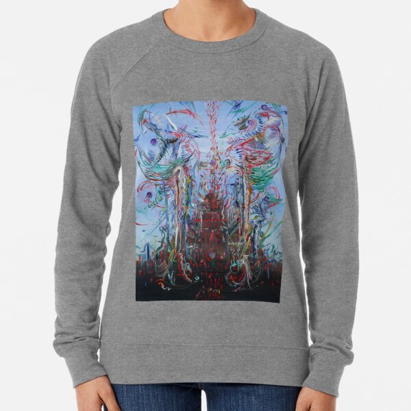 THE FORM APPEARED Lightweight Sweatshirt