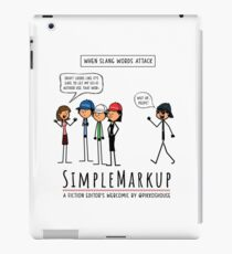 Word Squad iPad Case/Skin