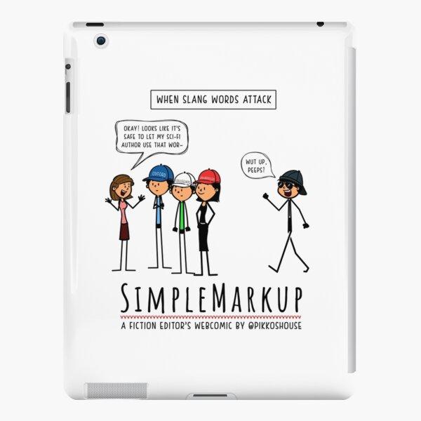 Word Squad iPad Snap Case