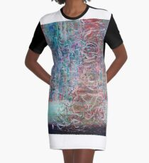 LOVE OVER CENTURIES Graphic T-Shirt Dress