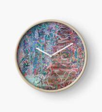 LOVE OVER CENTURIES Clock