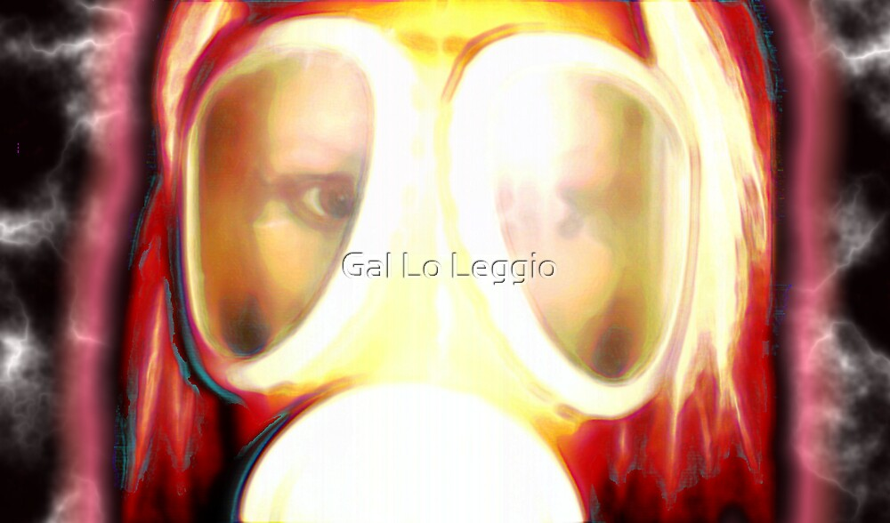 Holocoust Survivor by Gal Lo Leggio