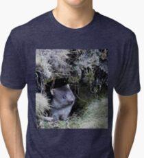 Wombat Joey Tri-blend T-Shirt