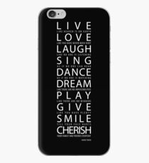 Mark Twain Quote iPhone Case