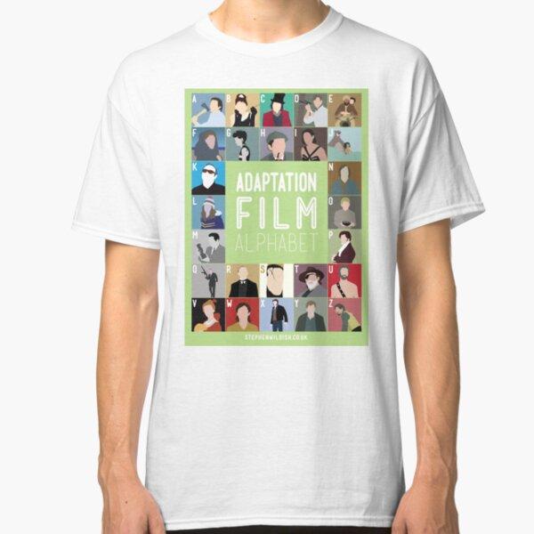 Adaptation Film Alphabet Classic T-Shirt