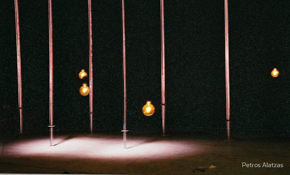 Lamps by Petros Alatzas