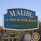Malibu, California by MsLiz
