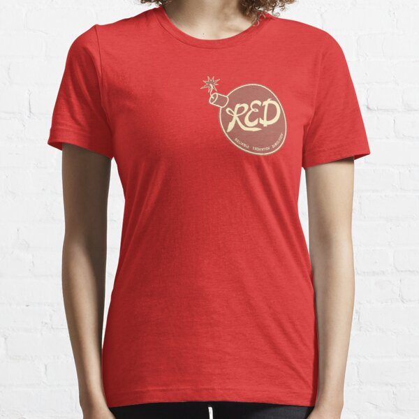 Red Team - Reliable Excavation Demolition Essential T-Shirt