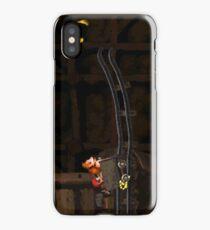 Donkey Kong Country - Mine Cart Carnage iPhone Case/Skin
