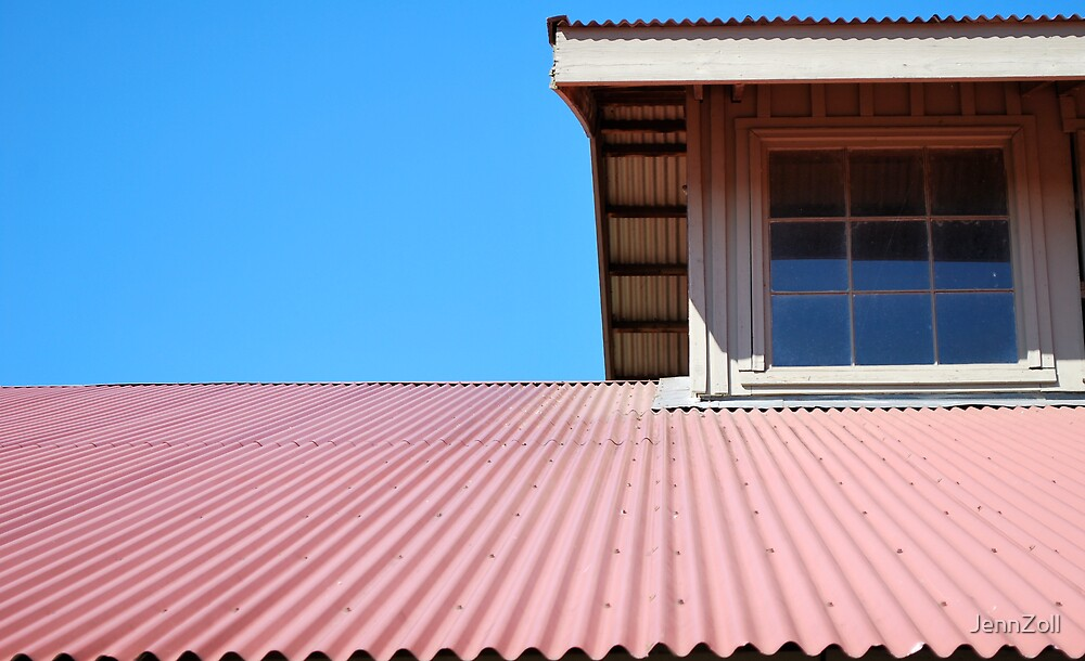 Angles of roof by JennZoll