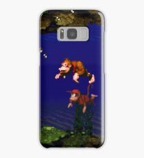 Donkey Kong Country - Coral Capers Samsung Galaxy Case/Skin