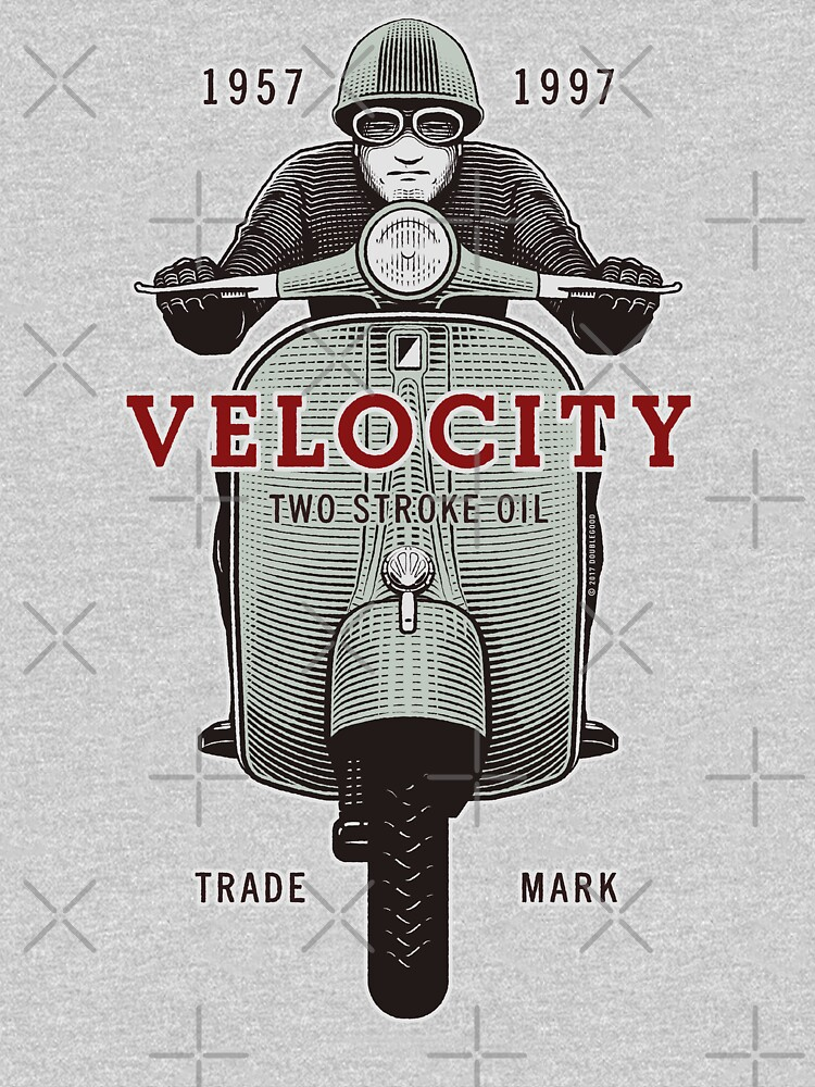 Velocity Scooters by DoubleGood