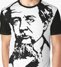 Charles Dickens quote Graphic T-Shirt