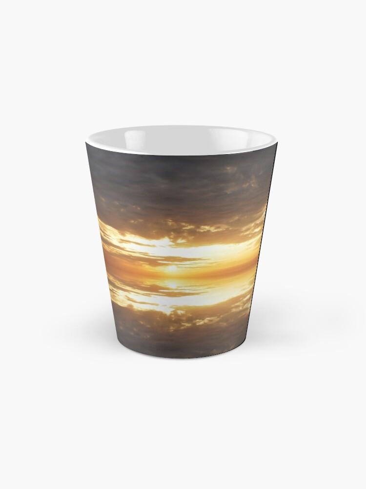 Alternate view of Pearly Dawn Mug