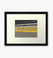 A day in London Framed Print