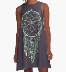 Dream Catcher Acid A-Line Dress