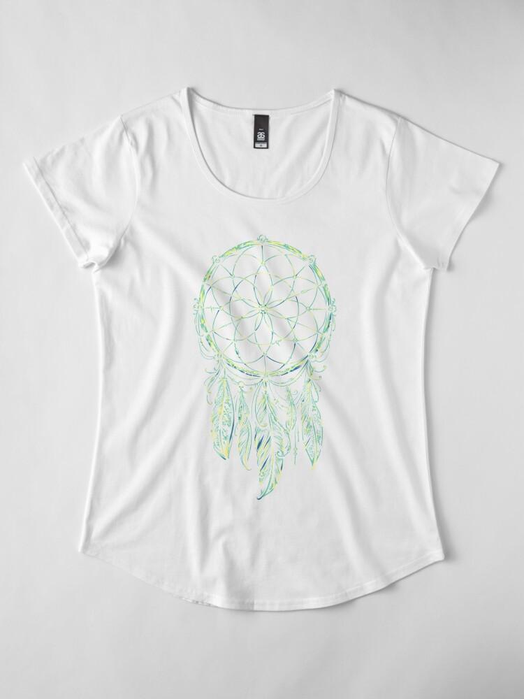 Alternative Ansicht von Traumfänger-Säure Premium Rundhals-Shirt
