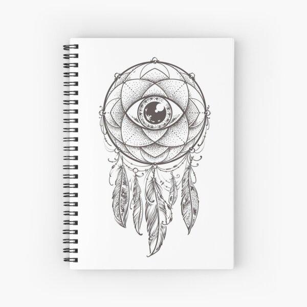 Dream Catcher Spiral Notebook