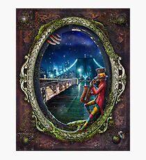 """Brooklyn Bridge Tale"" Photographic Print"
