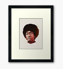 Rory Breaker Framed Print
