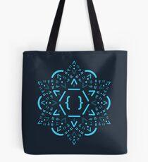 Code Mandala - React Framework Tote Bag