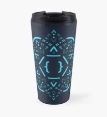 Code Mandala - React Framework Travel Mug