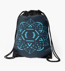 Code Mandala - React Framework Drawstring Bag
