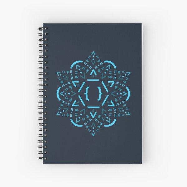 ¡Este diseño es ideal para los amantes de la reacción! Cuaderno de espiral