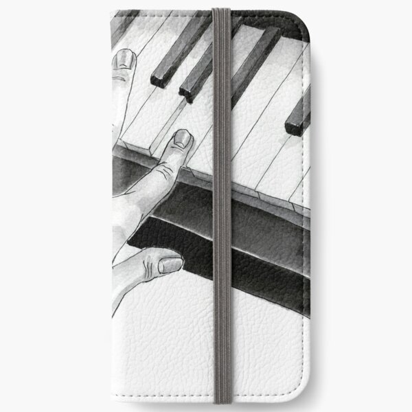 A beautiful note iPhone Wallet