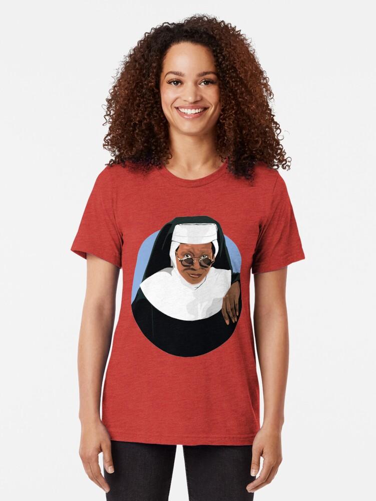 Alternative Ansicht von SCHWESTER AKT_ Vintage T-Shirt
