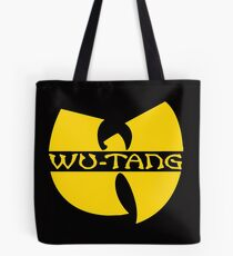 Tang Gold Tote Bag