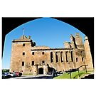 Linlithgow Palace - Wentworth prison in Outlander by David Rankin
