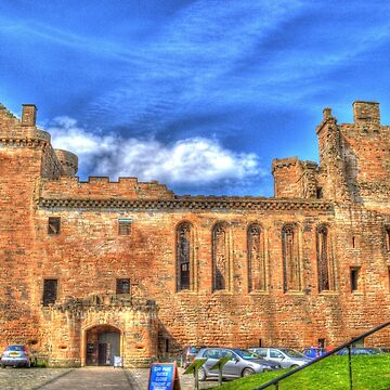 Linlithgow Palace HDR by goldyart