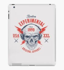 Boston Experimentell iPad-Hülle & Skin