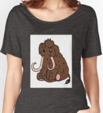 Baby Woolly Mammoth Women's Relaxed Fit T-Shirt