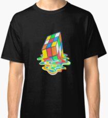 Würfel der Neugier Classic T-Shirt