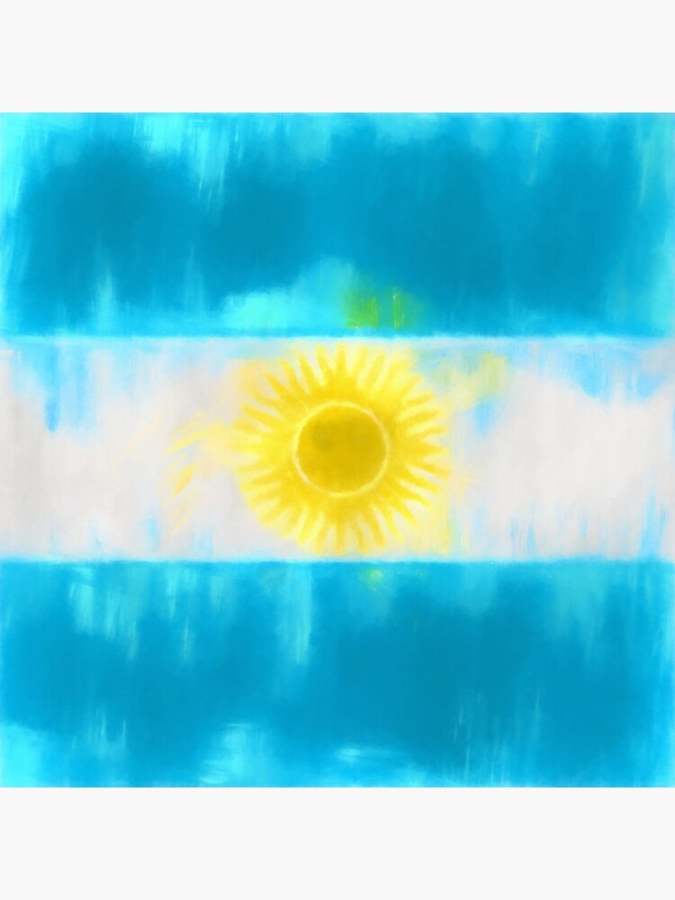 Argentinian Flag No. 1, Series 1 by 8th-and-f