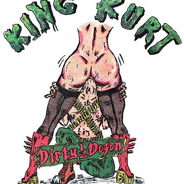 King Kurt - Dirty Half Dozen by Creamy-Hamilton