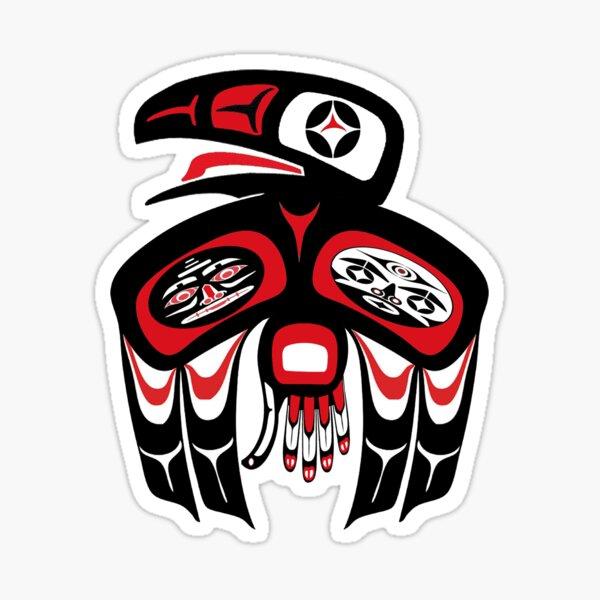A Ravens Spirit Sticker