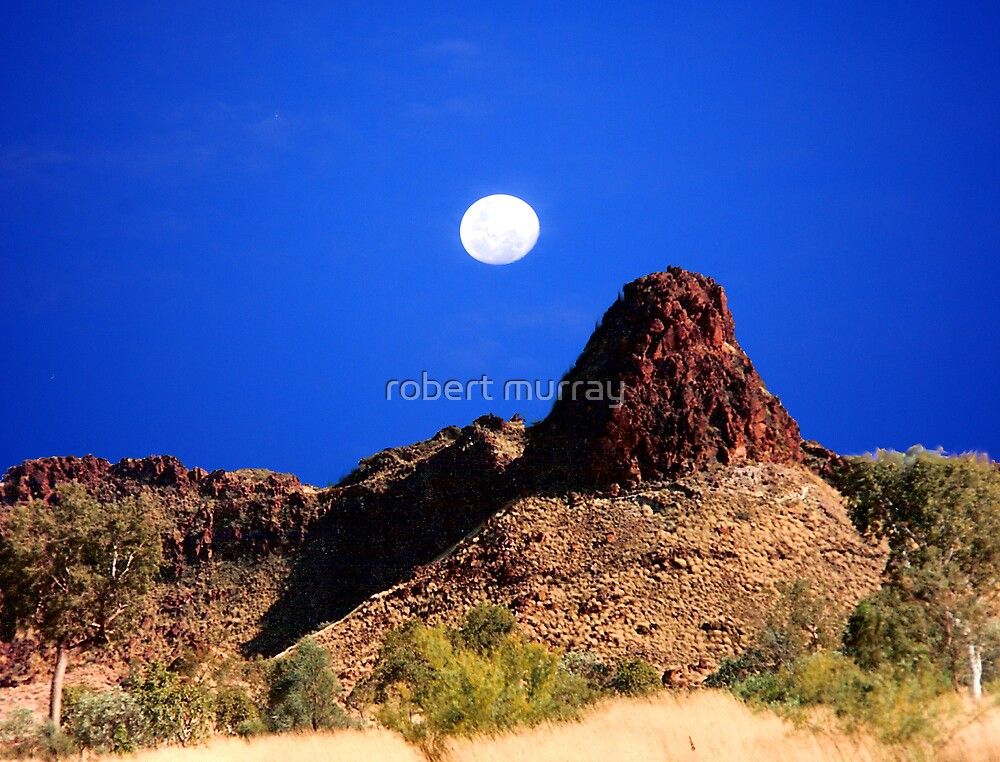Kimberley Moon by robert murray