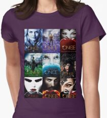Once upon a time ... Women's Fitted T-Shirt