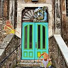 Door to the Gnomes by GolemAura