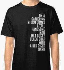 Camiseta clásica Mano derecha roja - Peaky Blinders