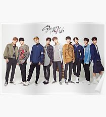 stray kids kpop Poster