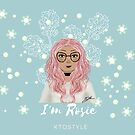« Holiday Edition | Je suis Rosie » par Maïmouna Aidara
