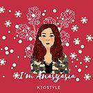 « Holiday Edition | Je suis Anastasia » par Maïmouna Aidara