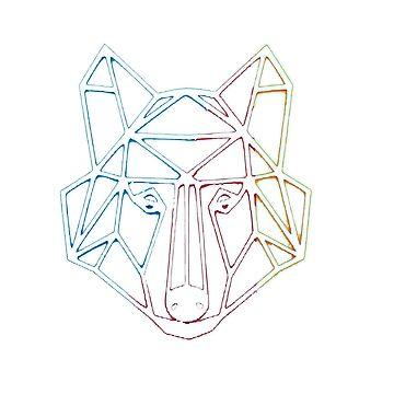 Cmy Wolf by Marcargrafico