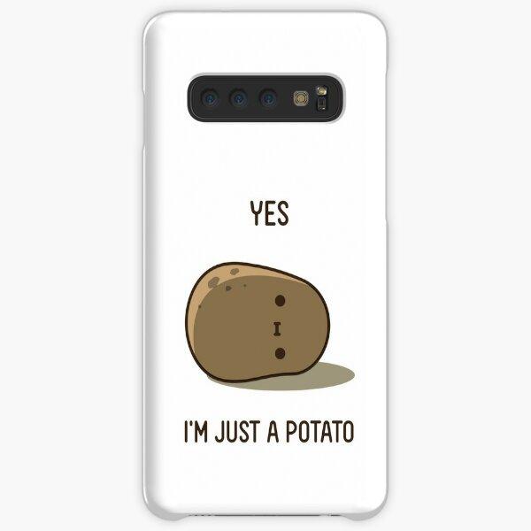 Cute Potato Samsung Galaxy Snap Case