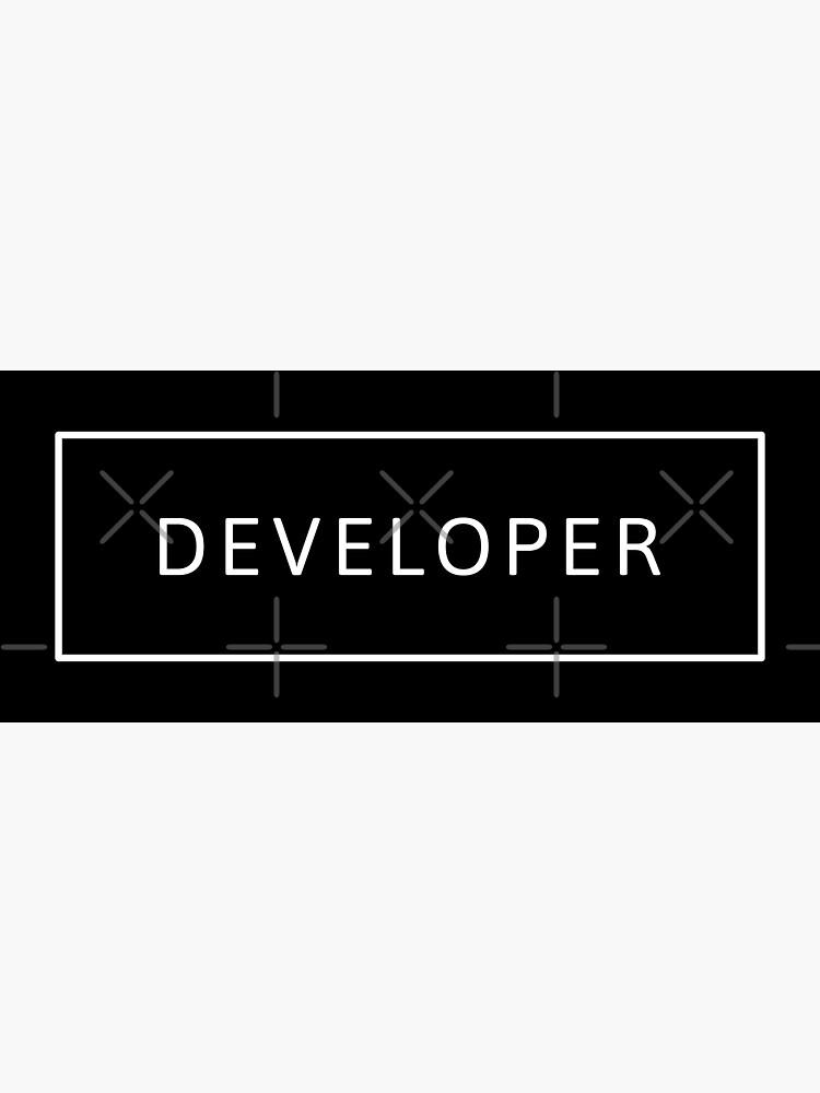 Developer by developer-gifts