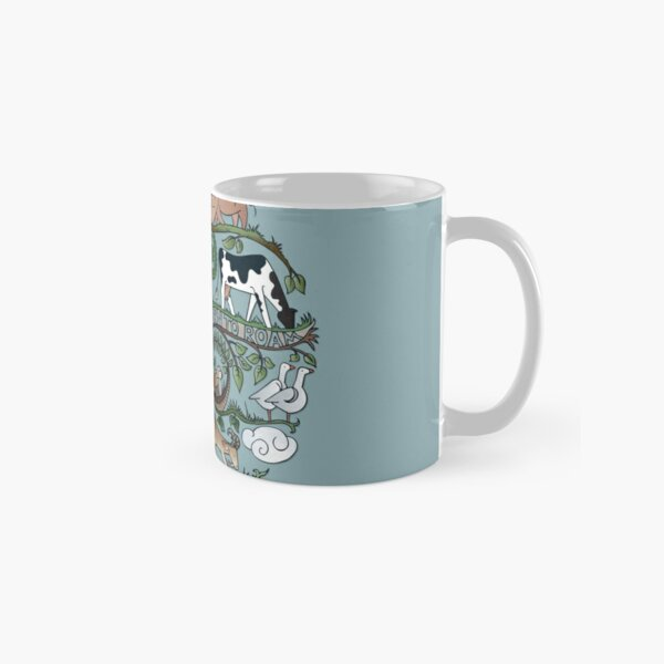 Born to Roam Classic Mug